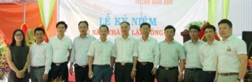 Tưng bừng lễ kỷ niệm 2 năm ngày thành lập FECON Nghi Sơn Tưng bừng lễ kỷ niệm 2 năm ngày thành lập FECON Nghi Sơn