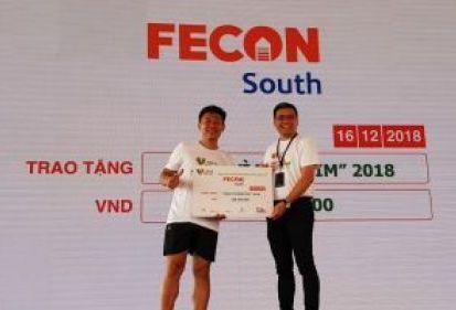 FECON South đồng hành cùng Chạy vì trái tim 2018
