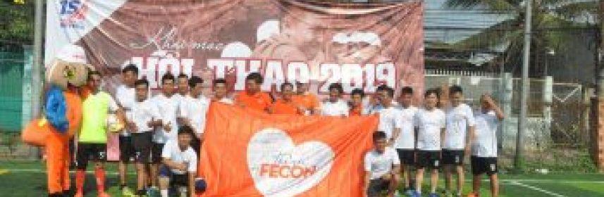 Hội thao FECON 2019 phía Nam- hành trình đầy cảm xúc