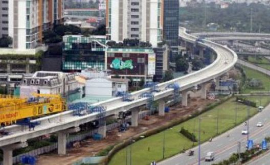 Dự án tuyến đường sắt đô thị Tp.HCM Số 1: Bến Thành Suối Tiên