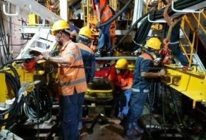 FECON tham gia vận hành Robot đào hầm (TBM) dưới sự hướng dẫn của các chuyên gia Nhật Bản
