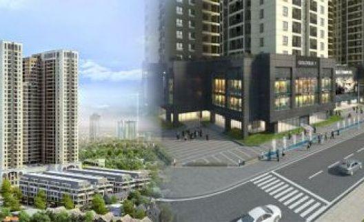 Khu TTTM, Nhà ở cao tầng và thấp tầng HANOVID