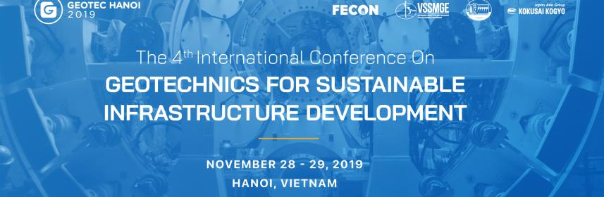 GEOTEC HANOI 2019: FECON rút ngắn khoảng cách về công nghệ về địa kỹ thuật với Thế giới
