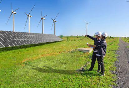 Năng lượng điện gió - bước đi chiến lược của những doanh nghiệp Việt nhìn xa