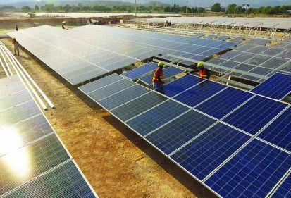 Điện mặt trời Vĩnh Hảo 6 chính thức vận hành thương mại (COD)