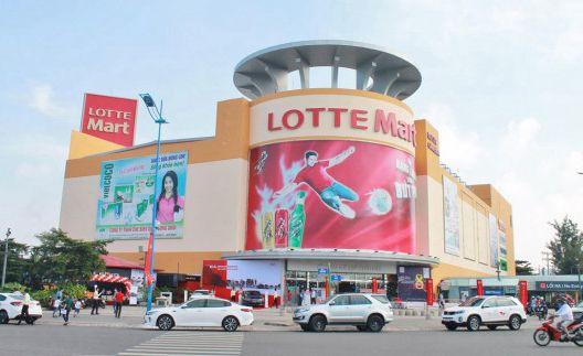 Dự án LOTTE Mart thành phố Vinh