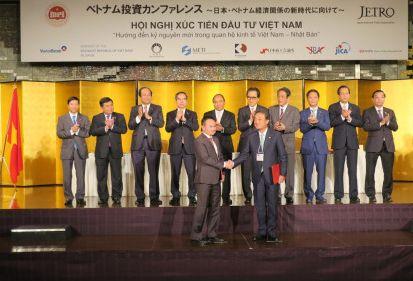 Nhà đầu tư Nhật Bản chính thức bước chân vào lĩnh vực BOT giao thông