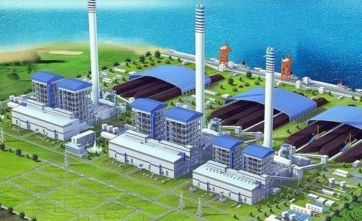 Nhà máy nhiệt điện Vân Phong 1