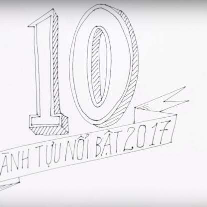 10 thành tựu nổi bật của FECON năm 2017