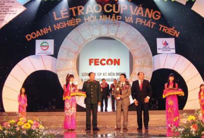 FECON: Văn hóa doanh nghiệp – nền tảng của sự thành công
