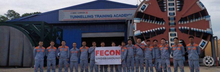 FCU xuất quân tham gia đào tạo TBM tại Malaysia